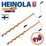 Ледобур для рыбалки Heinola Speedrun Sport 115мм/0.8м